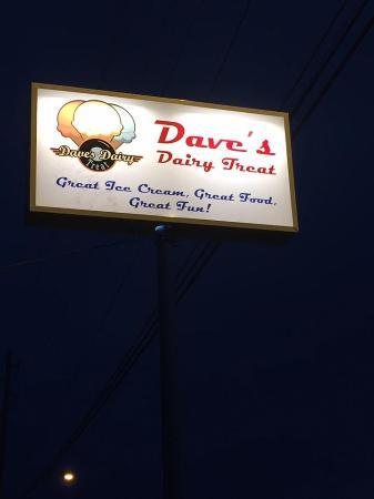 Cincinnatus, Нью-Йорк: Dave's