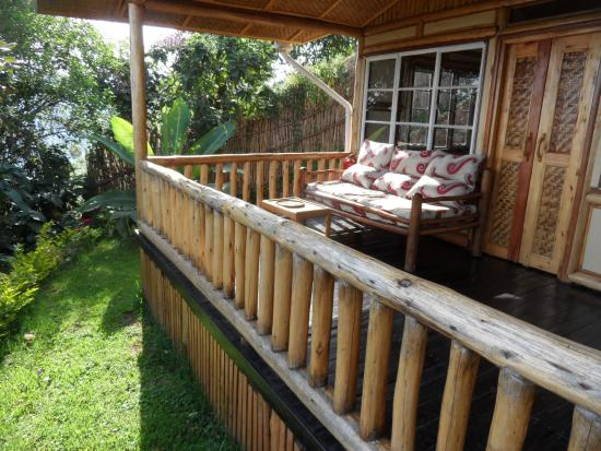 Nkuringo Bwindi Gorilla Lodge ภาพถ่าย