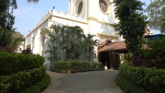 St. Thomas Cathedral Mumbai: Picture