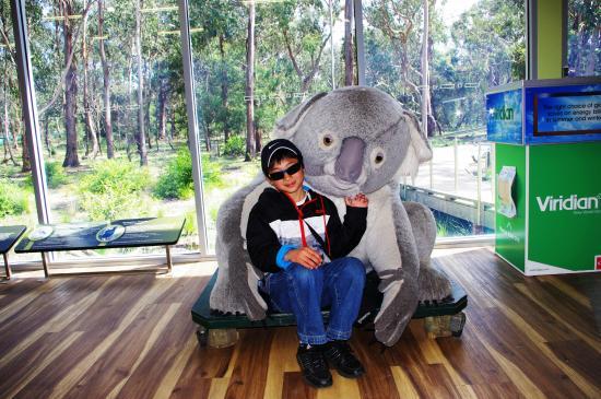 Cowes, Australia: Me too.