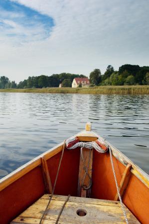 Neuenkirchen, Almanya: Boot