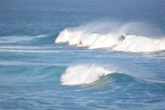 Paia, Havaí: Surfer