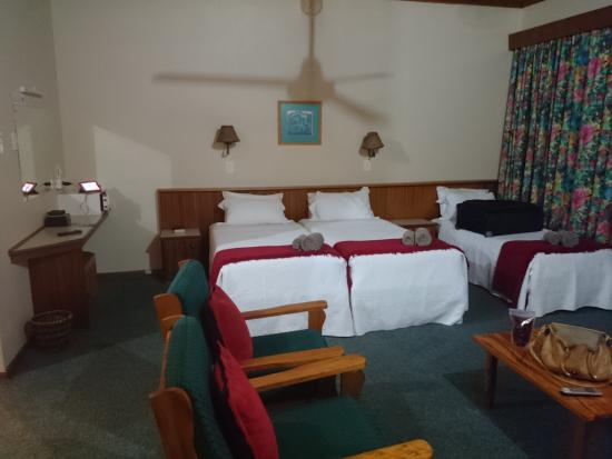 Kleinplaas Holiday Resort Aufnahme