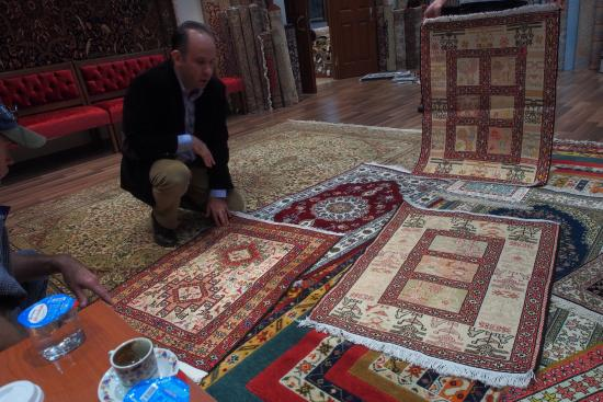 ‪Topkapi Carpet‬