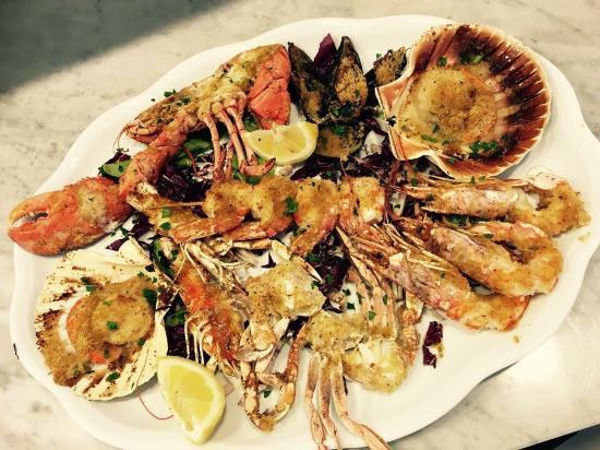 Bagno Mediterraneo Lido Di Savio : Paradiso beach restaurant lido di savio ristorante recensioni