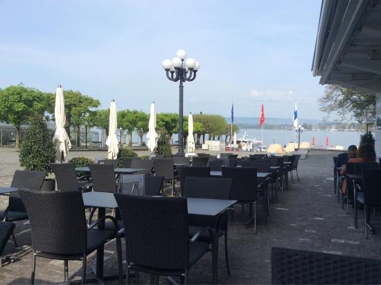 Hotel lowen am see zug zug zwitserland foto 39 s for Fischmart zug