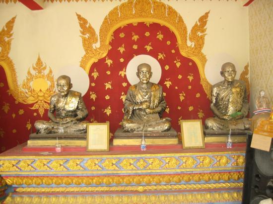 Bophut, Thailand: монахи