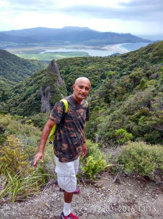 Whangapara, Nueva Zelanda: before summit