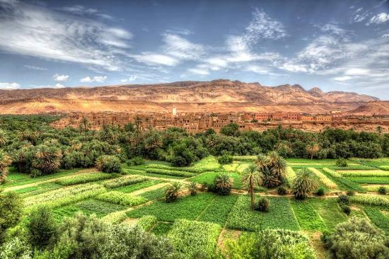 Ouirgane, Fas: on the raod to sahara