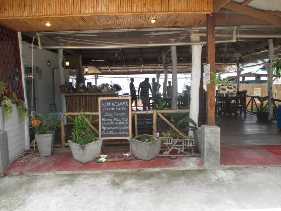 Laem Set, Tailandia: Hemmingways