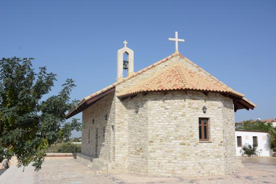 Ayios Arsenios chapel
