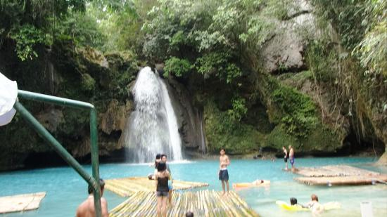 Balamban, Filipinas: herrliche Tagestour zu den Kawasan-Falls