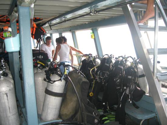 Easy Divers Bophut-Choeng Mon: подготовка