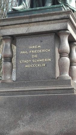 Denkmal Paul Friedrich