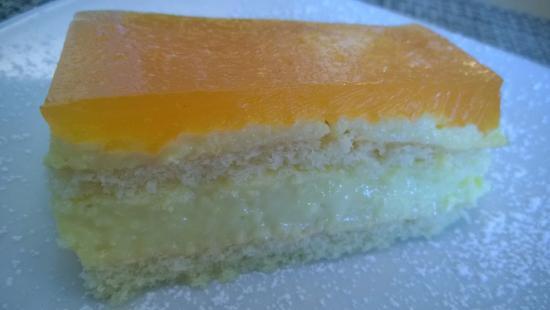 Lo Blo' : Ottimo dolce al mandarino! :-)