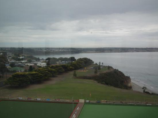 Portland, Australien: View from observation tower