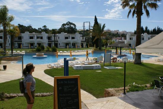 Casa Azul restaurant Clube Albufreira resort