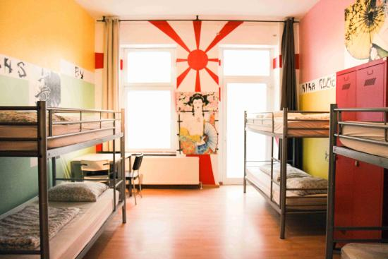 Sunflower Hostel: 6-Bed-Room