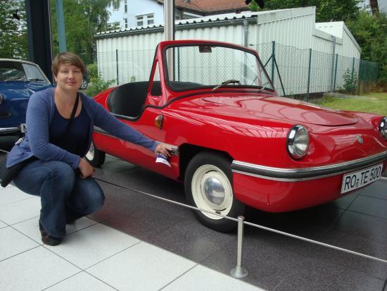 """EFA Automobilmuseum: """"эта машина мне нравится...!"""""""