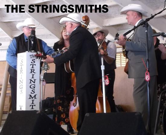 Cameron, WI: Premier Bluegrass band in the area. See Bill Monroe come to life.