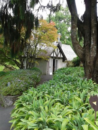 New Plymouth, Yeni Zelanda: This is the little house of the original gardener.