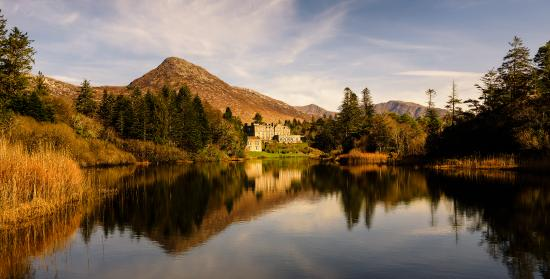 Recess, Irlanda: Ballynahinch Castle Hotel and Estate