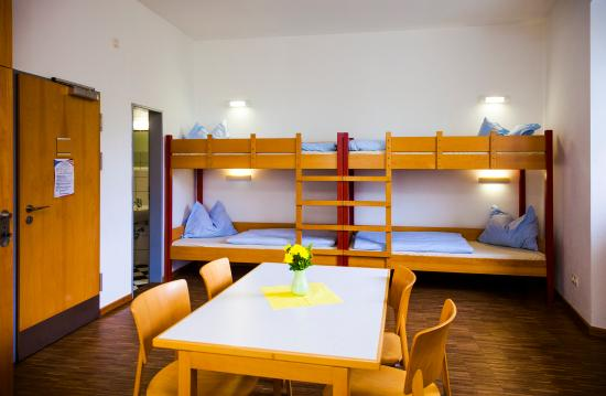 Jugendherberge Passau: Familienzimmer