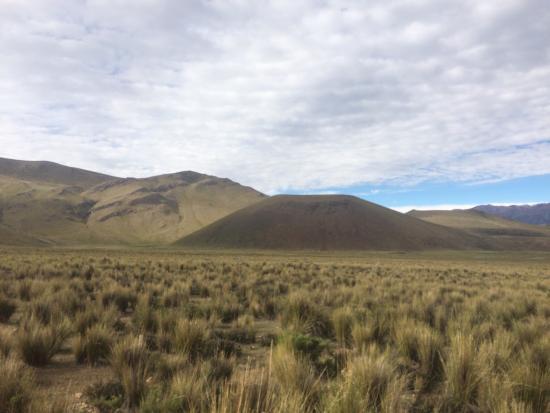Andagua, Peru: Valle de los Volcanes