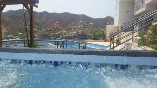 Hotel Bahia Taganga: 20160405_111350_large.jpg