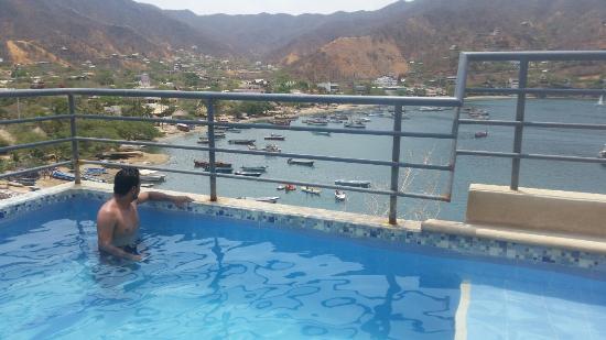 Hotel Bahia Taganga: 20160405_110350_large.jpg