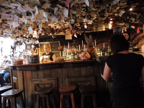Déco originale   Picture of For Sale Pub, Budapest   TripAdvisor