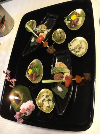 Ginsuiso Choraku: 部屋食