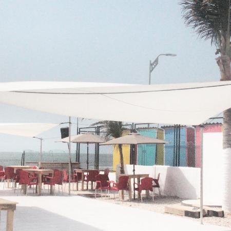 Mirador Restaurante Bar: Ya casi!