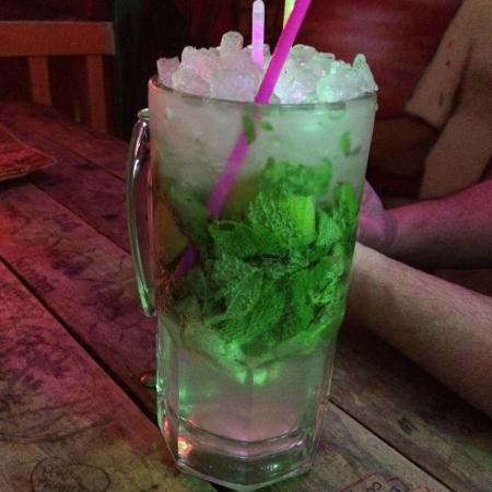 verre pour mojito geant