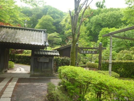 Machida City Minken no Mori Park