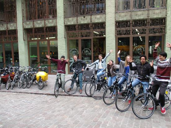 Best Bike Tours Amsterdam