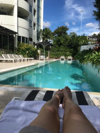 Beautiful spot in Brisbane