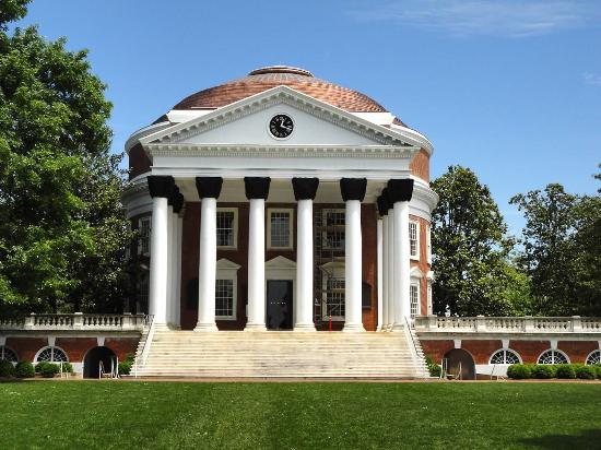 维吉尼亚大学