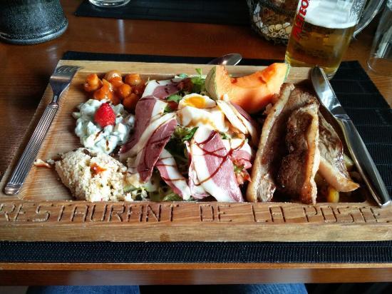 Restaurant de la Poste: IMG_20160422_125913_large.jpg