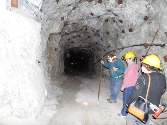 Butte, MT: Underground tour