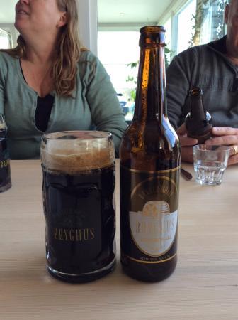 Skjern, Dania: Great beer