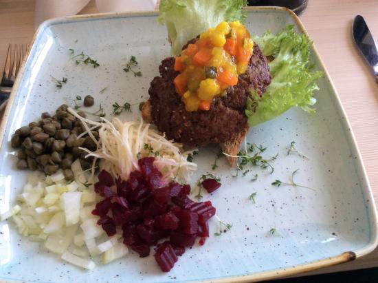 Skjern, Dania: Great food