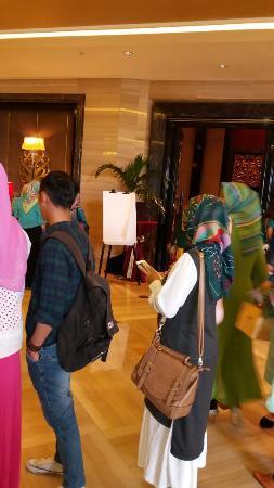 Foto de The Trans Luxury Hotel Bandung