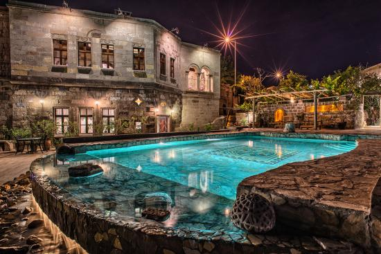 Museum Hotel: Roman pool