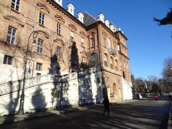 Provincia de Turin, Italia: Castello del Valentino