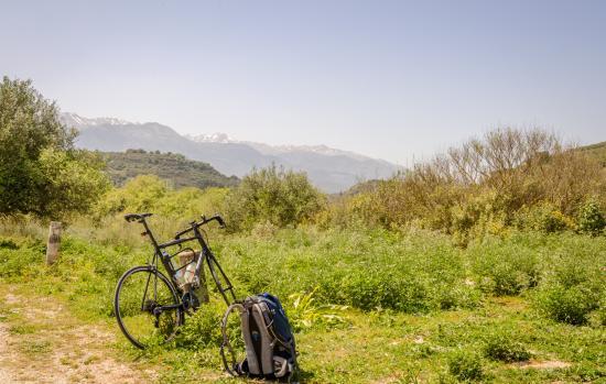 Cretan Sports Cycling: Lefká Óri
