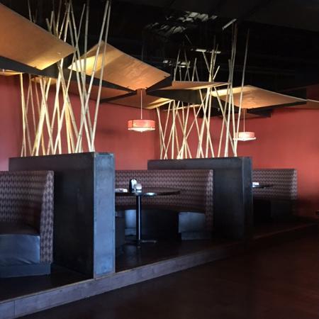 บริดจ์วิลล์, เพนซิลเวเนีย: inside seating