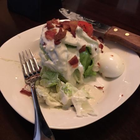บริดจ์วิลล์, เพนซิลเวเนีย: Wedge Salad