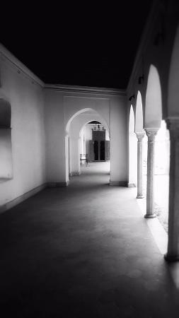 Alger, Argelia: colonnes et arcades