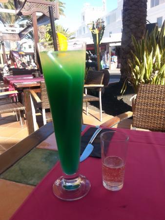 La Hacienda: Nice cocktails